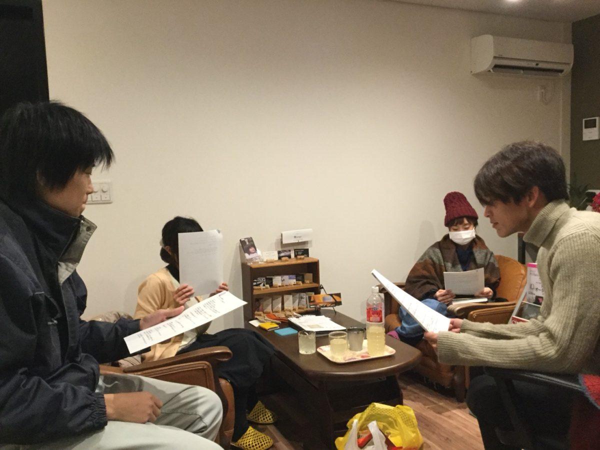 第11回日本平夜市の打合せ 投稿スタッフ:遠藤雅士