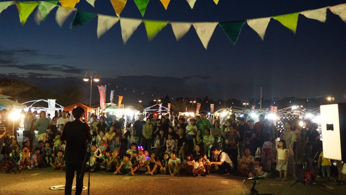 第17回日本平夜市レポート 投稿スタッフ:遠藤雅士