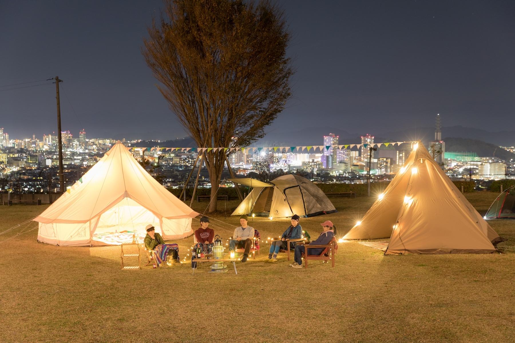 日本平動物園で、ZOO CAMP(ズーキャンプ)開催します!!