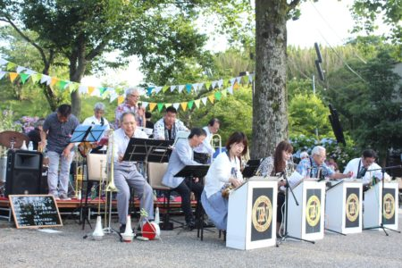 6月の日本平夜市レポート 投稿スタッフ:松木季代子