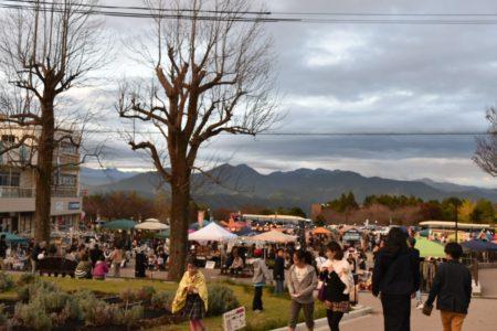 第31回 11月の日本平夜市レポート 投稿者:kiki